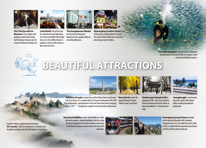 BEAUTIFUL ATTRACTIONS